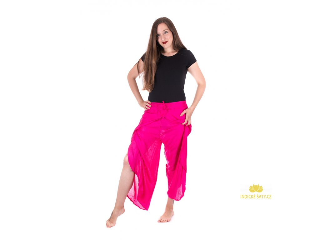 Lucka zavinovací kalhoty 2 malý