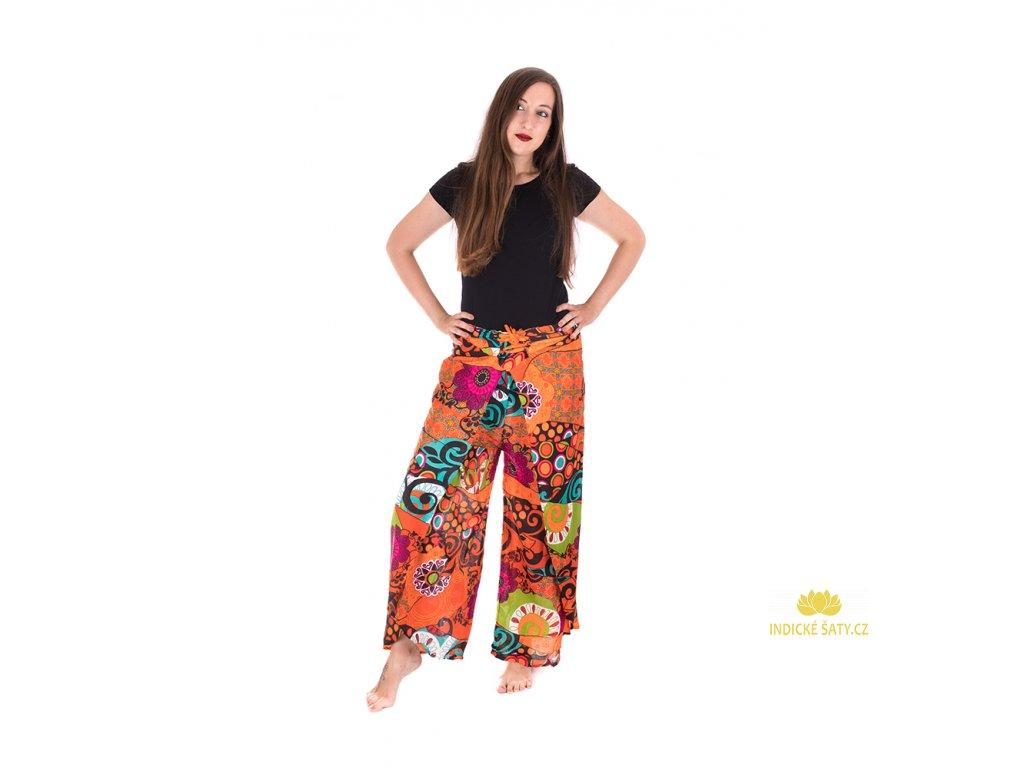 Lucka zavinovací kalhoty 4 malý