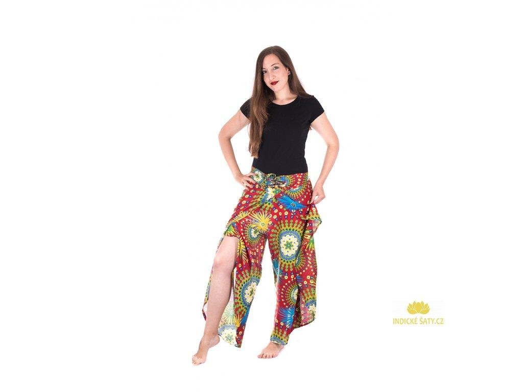 Lucka zavinovací kalhoty 5 malý