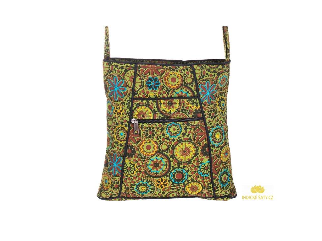 Etno taška přes rameno Mandaly