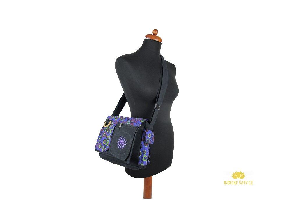 Nepálská taška přes rameno