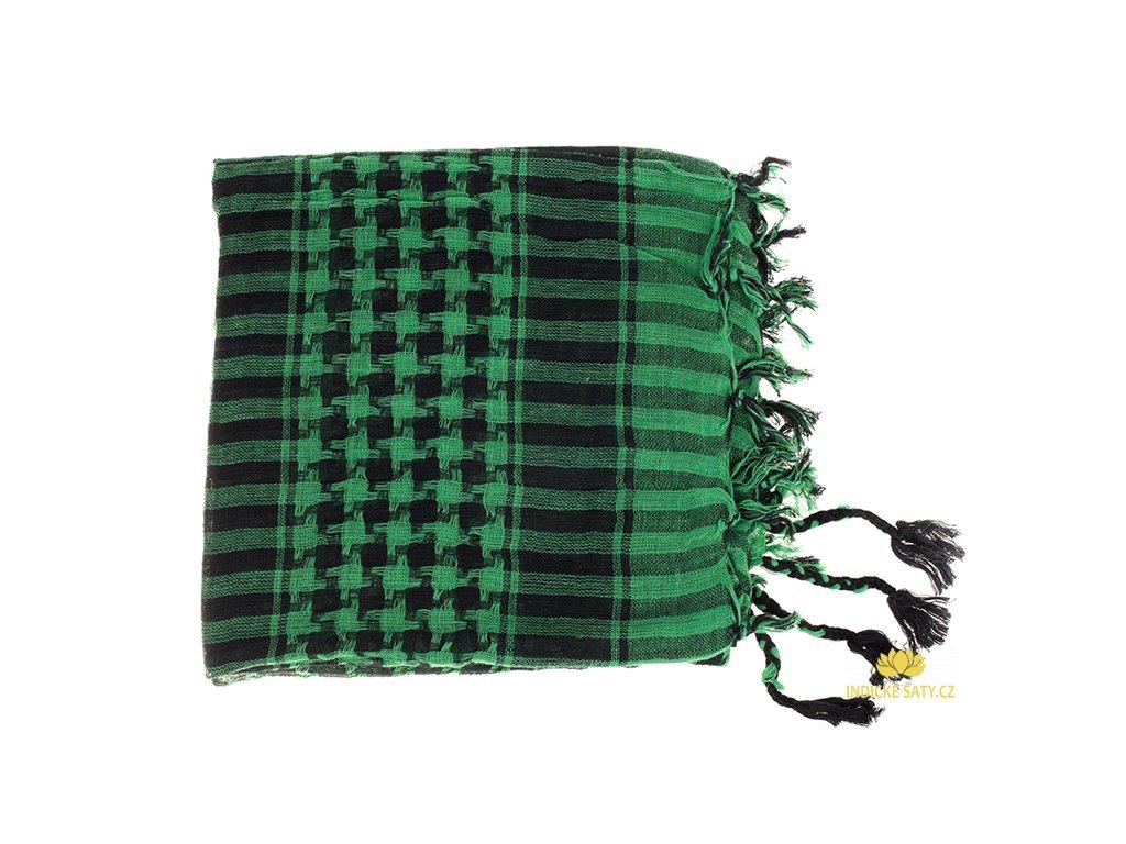 Arafatka zelená