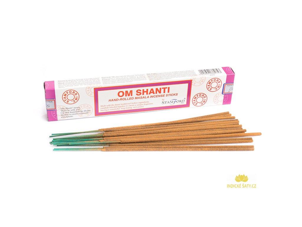 Vonné tyčinky Om Shanti