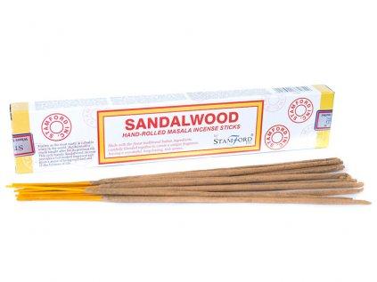 Vonné tyčinky Sandalwood