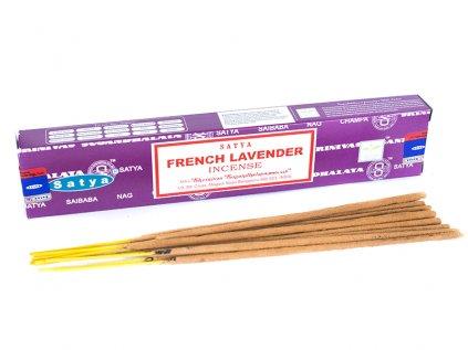 Vonné tyčinky Francouzská levandule (French levander)