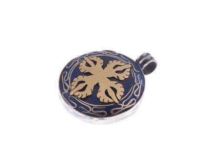 Ochranný tibetský amulet Dorje