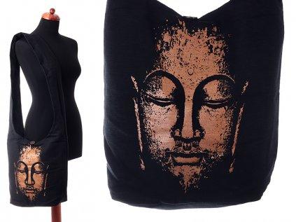 Látková taška přes rameno Buddha Gautama
