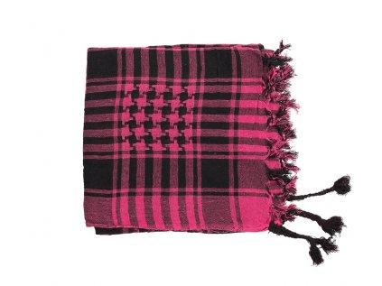 Šátek arafatka sladce růžový