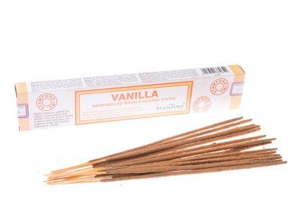 Vonné tyčinky Vanilka (Vanilla)