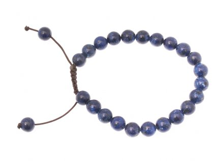 Shamballa náramek z lapisu lazuli TOP kvalita