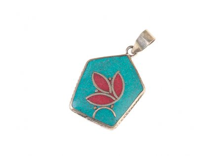 Ochranný tibetský amulet