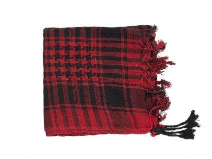 Šátek arafatka dynamicky červený