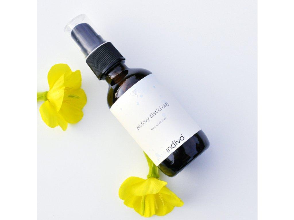Pleťový čistící olej