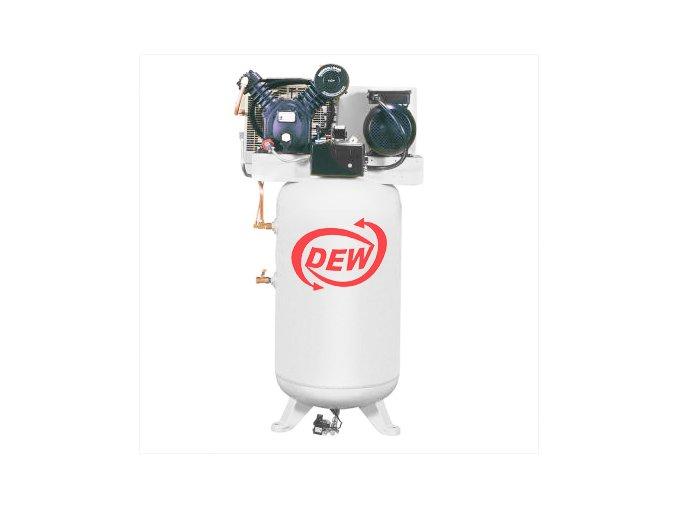 DEW vertikalni vzduchovy kompresor 150 l