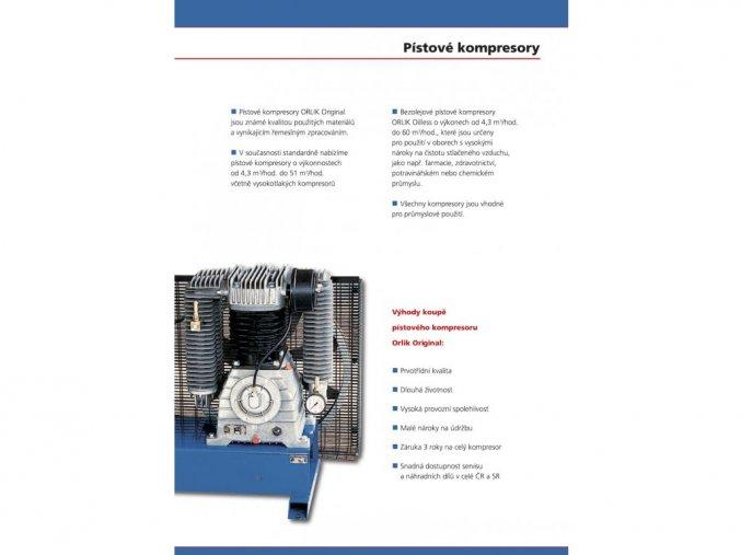 Vzduchovy kompresor ORLIK 300