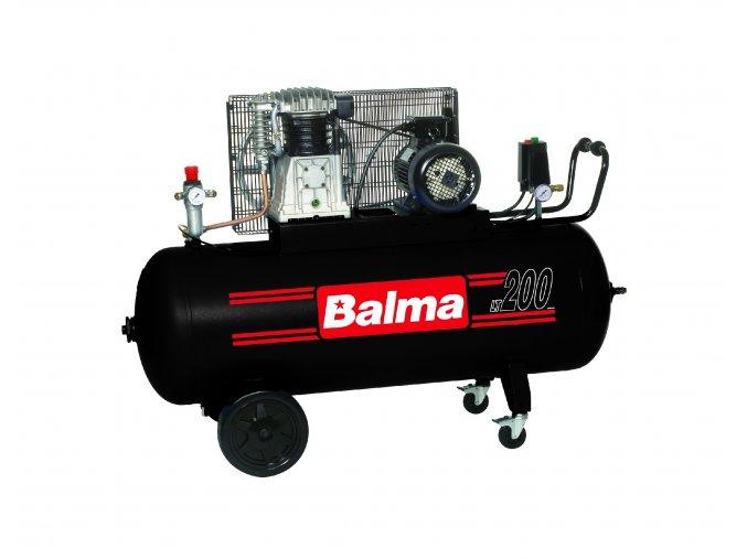 Vzduchovy kompresor Balma 200 NS29S 200 CT4