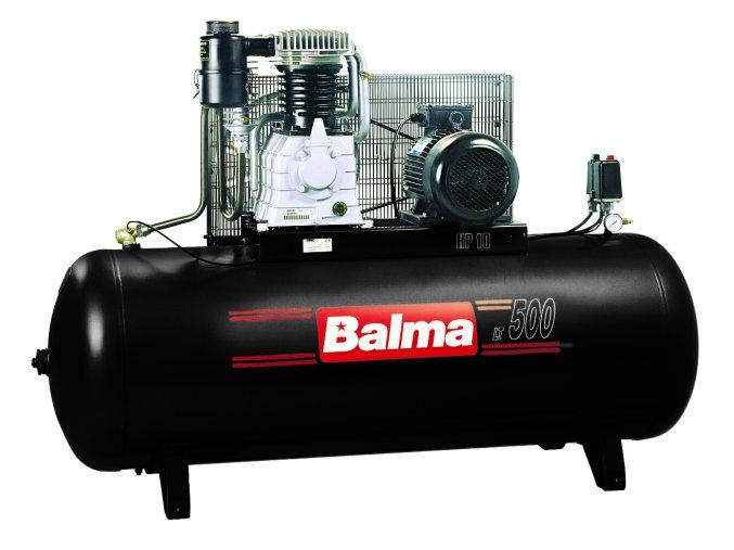 Vzduchovy kompresor Balma 500 NS59S 500 FT 10