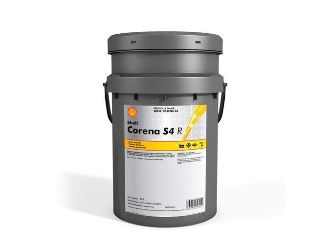 Kompresorový olej Shell Corena S4