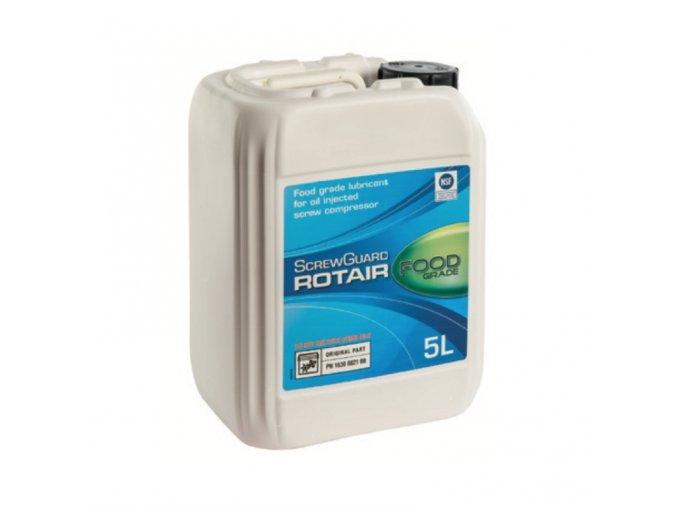 Olej pro kompresory potravinářský Fluidtech Altair FOODGRADE