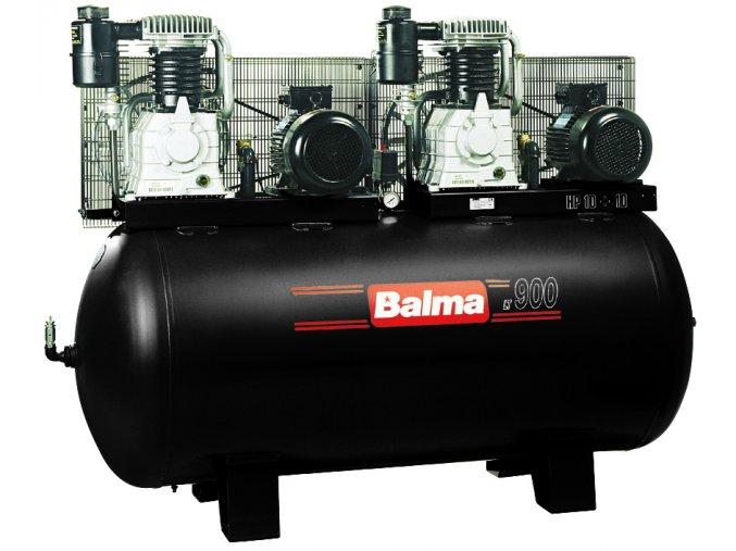 Vzduchovy kompresor Balma 900 NS59S 900 TANDEM