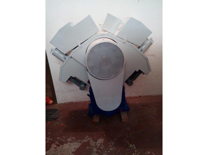 Kompresor pro pískování ČKD 2 JVK 120 bazar repasovaný servis