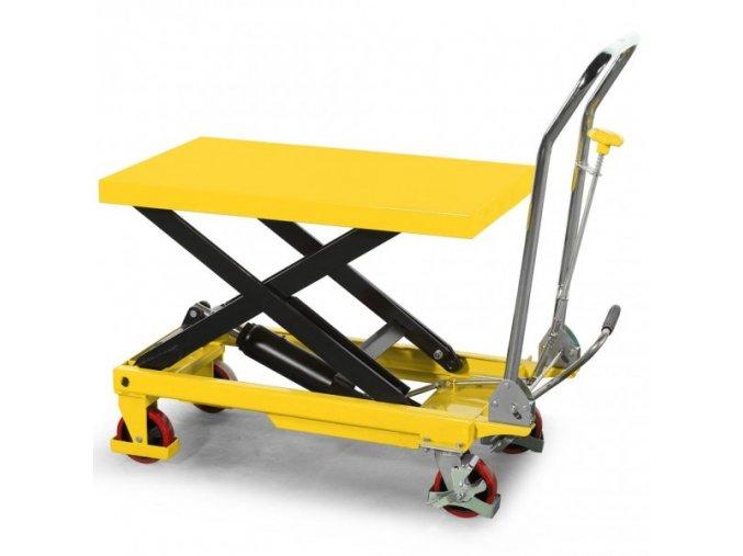tg50 500kg scissor lift table