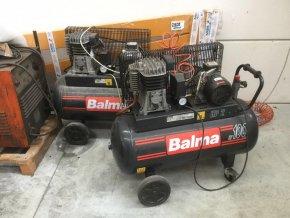 pístový kompresor bazar _ BALMA