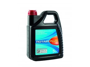 Olej pro šroubové kompresory FluidTech Rotair Plus