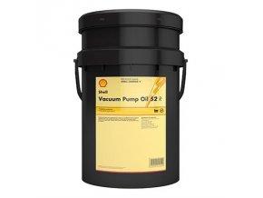 Vývěvový vakuový olej Shell Vacuum Pump Oil S2 R100