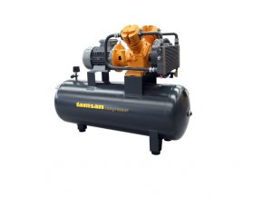 Olejový kompresor 2 hp 50 l