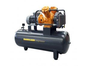 Olejový kompresor 3 hp 150 l
