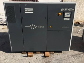BAZAR Šroubový kompresor Atlas Copco GA37 VSD