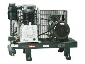 Samostatný pístový kompresor BALMA BASE PLATE NS59S BF 10 T