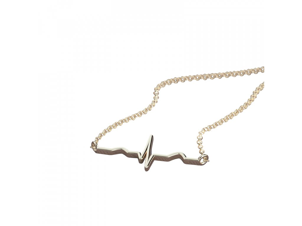 heartbeat gold plated 2