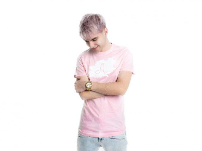 Babypink tričko #ADAMFAMILY