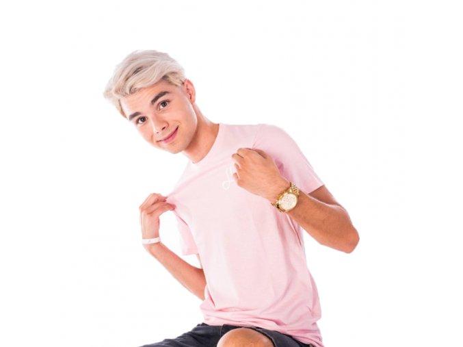 Babypink tričko Adam