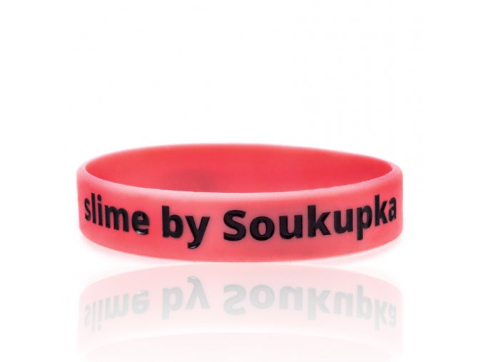 Silikonový náramek Slime_by_soukupka_