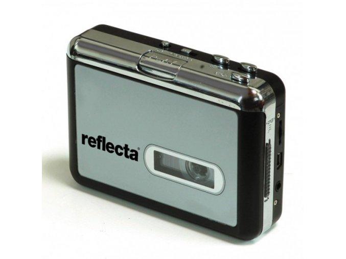 Reflecta DigiTape USB přehrávač audiokazet - usb kazetová mechanika