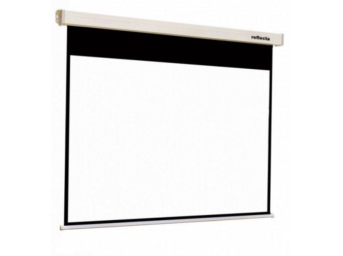 Plátno Reflecta Rollo Crystal Lux 160x129cm, 4:3 - roletové na stěnu
