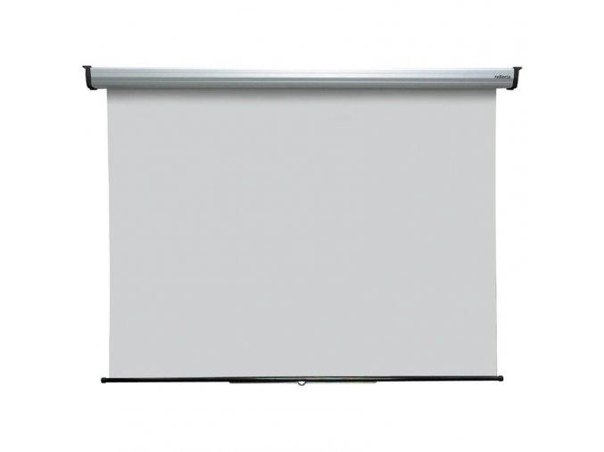 Plátno Reflecta Rollo Ultra RearPro 180x190cm - roletové pro zadní projekci