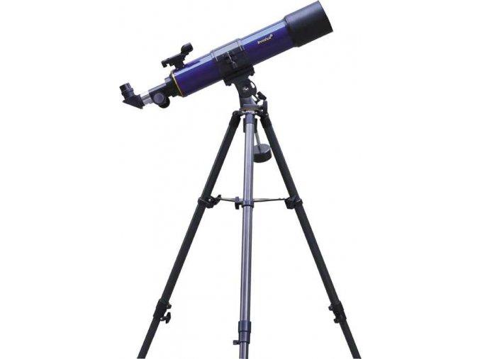 Hvězdářský dalekohled Levenhuk Strike 90 PLUS
