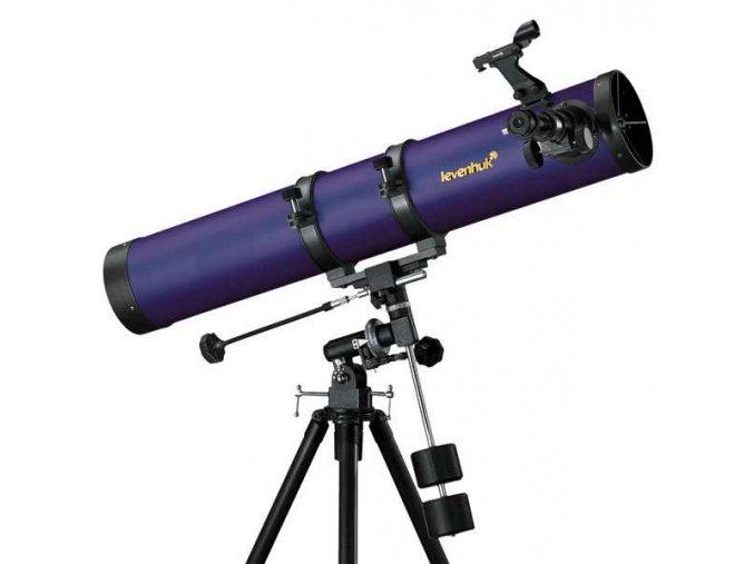 Hvězdářský dalekohled Levenhuk Strike 135 PLUS