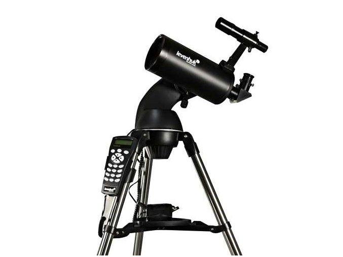 Hvězdářský dalekohled Levenhuk SkyMatic 105 GT MAK GoTo