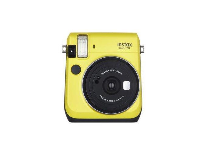 Fujifilm Instax Mini 70 žlutý - Canary Yellow