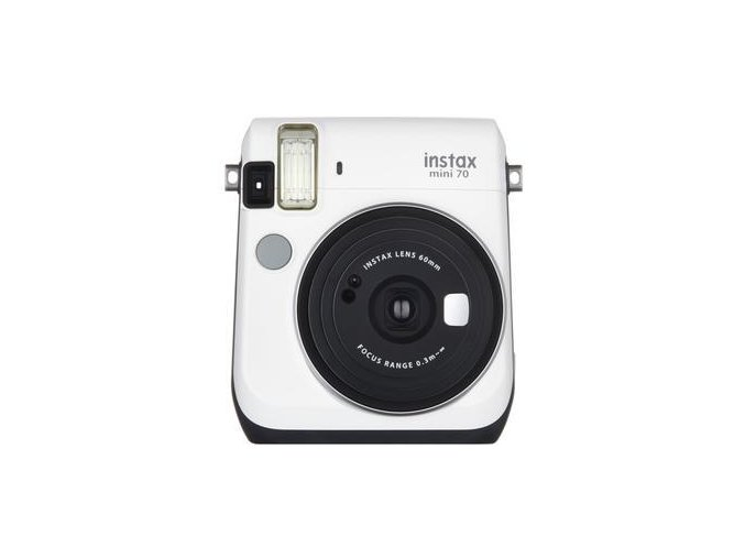 Fujifilm Instax Mini 70 bílý - Moon White