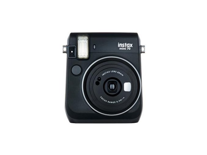 Fujifilm Instax Mini 70 černý - Midnight Black
