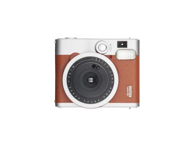 Fujifilm instax mini 90 hnědý Neo Classic