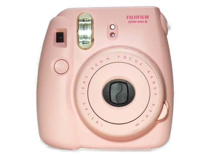 Fujifilm Instax Mini 8 růžový - Pink