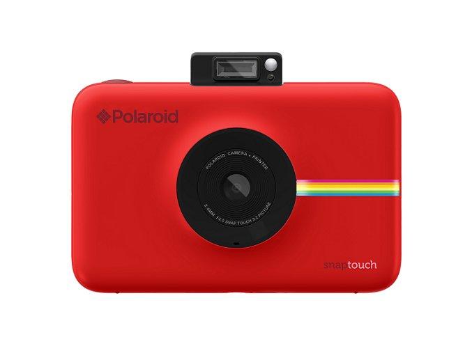Polaroid Snap Touch cerveny