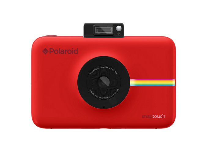 Polaroid Snap Touch cerveny